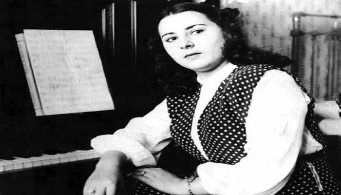 ШАФИГА АХУНДОВА. Первая женщина композитор на Востоке, написавшая оперу.