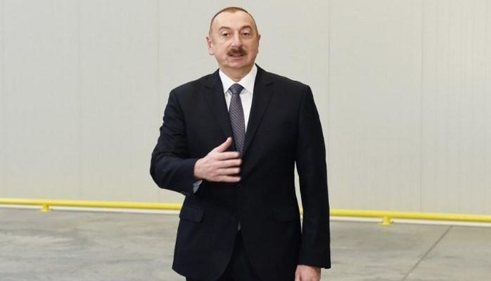 """""""Biznes mühitinin yaxşılaşdırılması istiqamətində əlavə addımlar atılmalıdır"""" — Azərbaycan Prezidenti"""