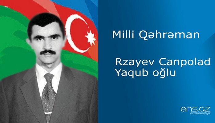 Canpolad Rzayev Yaqub oğlu