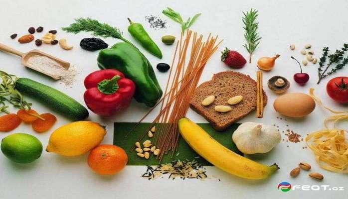 Sağlam qidalanmanın 7 vacib şərti