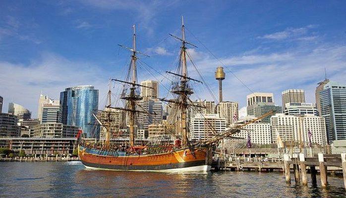 Найден легендарный затонувший корабль
