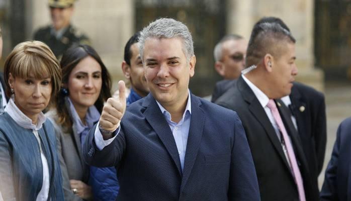 Президент Колумбии отказался вступать в перепалку с Мадуро