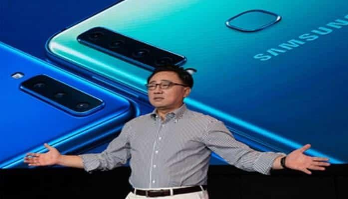 """Yeni """"Samsung Galaxy A9"""" smartfonu 4 arxa kamera ilə təchiz olunub"""