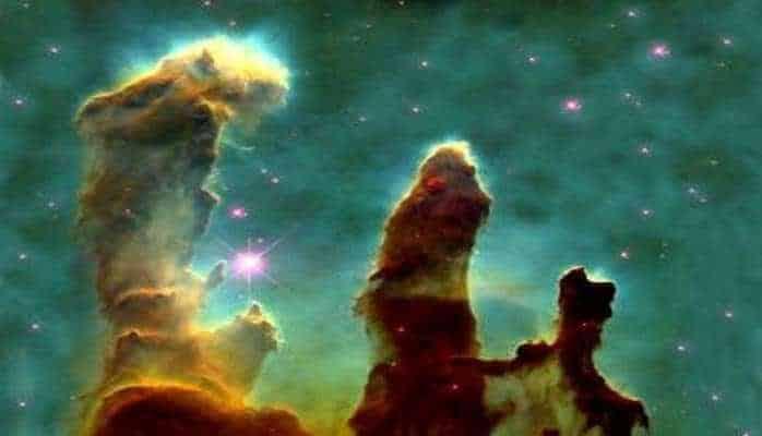 Самые Удивительные Вещи В Космосе