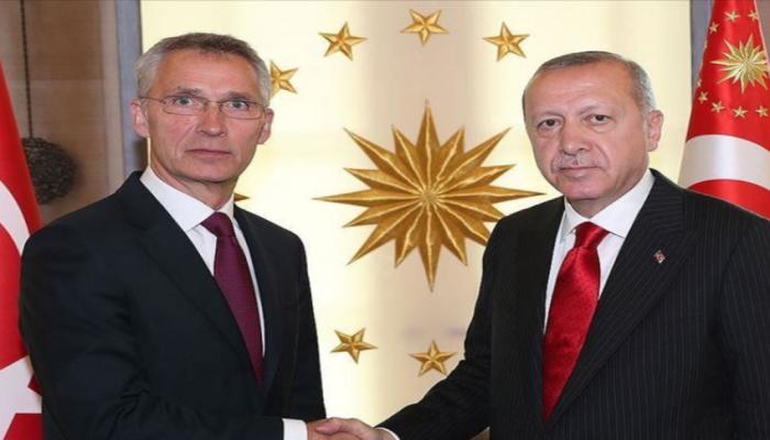 Эрдоган и Столтенберг обсудили восточное Средиземноморье