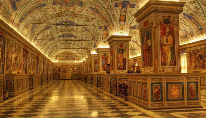 Музеи Ватикана откроются для посетителей с 1 июня