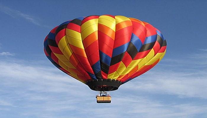 В Малайзии прошел фестиваль воздушных шаров