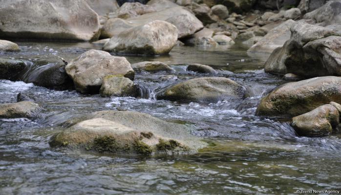 Минэкологии Азербайджана об уровне воды в реках