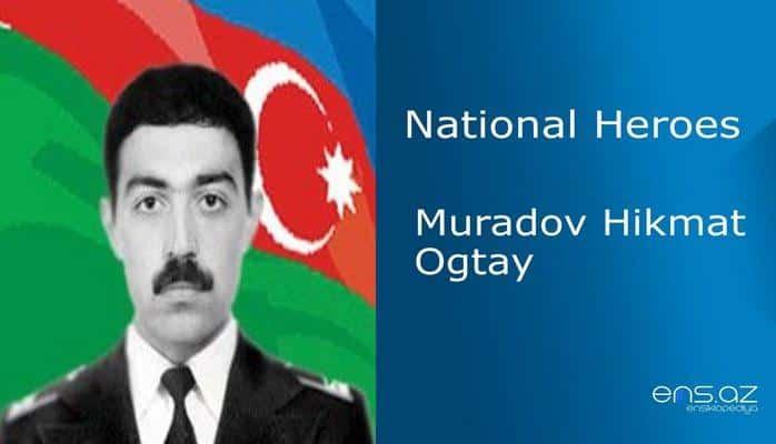 Muradov Hikmat Ogtay