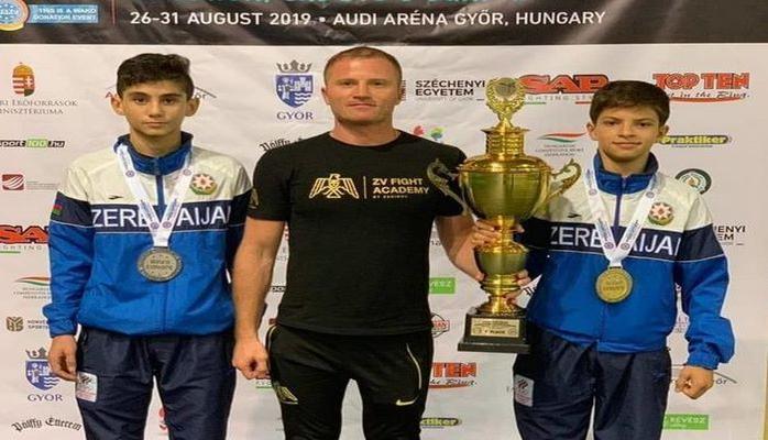 Исторический успех национальной сборной по кикбоксингу на Чемпионате Европы