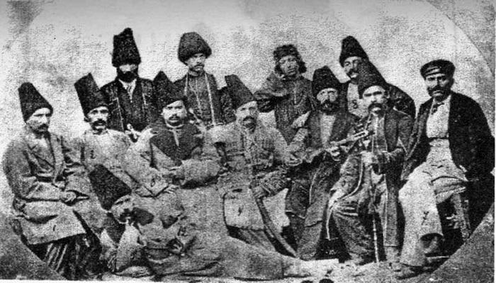 1796-1914: Эривань и ее мусульманское население (ФОТО)