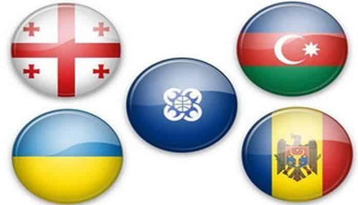 Главы правительств стран-членов ГУАМ встретятся 5-6 октября в Кишиневе