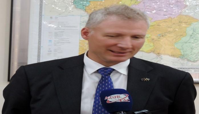 Кестутис Янкаускас: Существуют широкие возможности для увеличения числа туристов, приезжающих в Азербайджан, в том числе Нахчыван