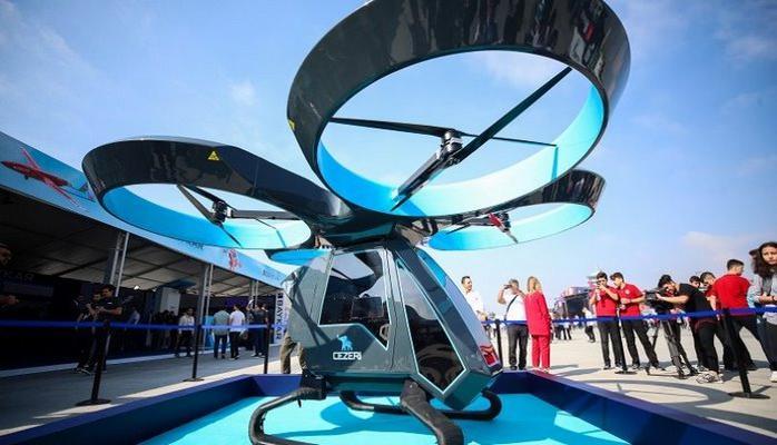 Türkiyədə uçan avtomobil – Cezerinin təqdimatı keçirildi