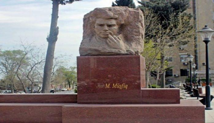 Azerbaycanlı şairin anıtı neden yıkıldı?