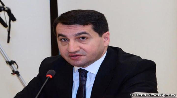 Хикмет Гаджиев: Азербайджан ожидает от ЕС более оперативного подхода к ряду вопросов по энергетике и торговле