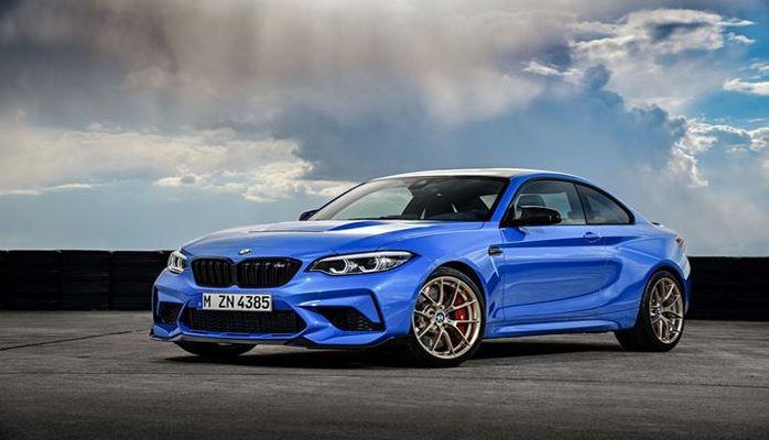 M2 CS: BMW представила мощную версию маленького купе