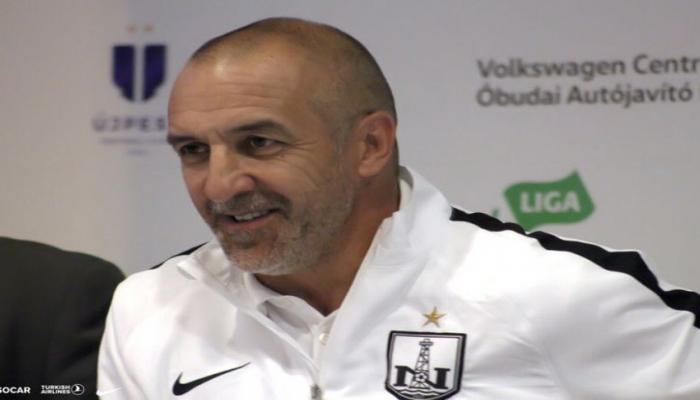 Еще один итальянский клуб заинтересовался бывшим тренером 'Нефтчи'