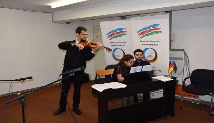 В Германии открылся еще один Дом Азербайджана