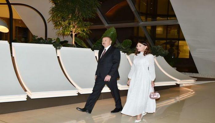 Мехрибан Алиева разместила фото, посвященные II Бакинскому саммиту мировых религиозных лидеров