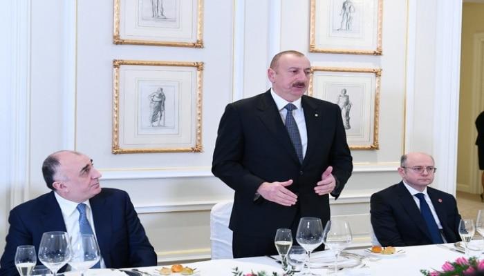 """Azərbaycan Prezidenti: """"Ölkənin iqtisadiyyatı sabitdir"""""""