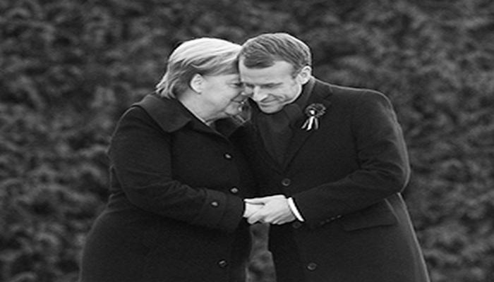 Ангела Меркель задумалась о переходе на новую работу