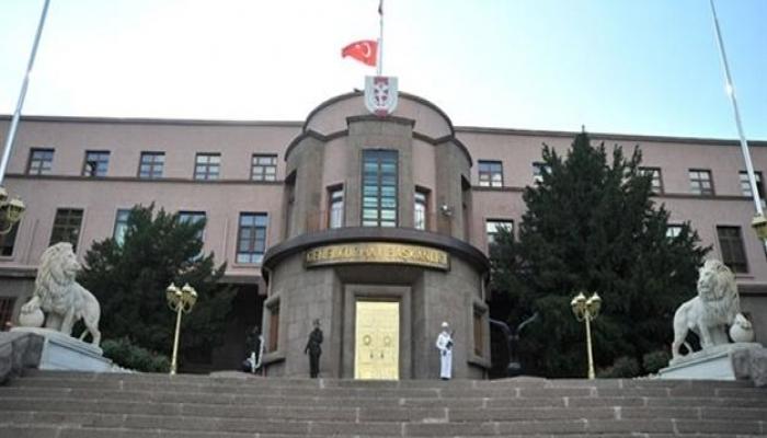 Türkiyəli general xəstəxanaya yerləşdirildi