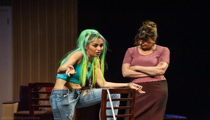 В Баку покажут спектакль, который отказались ставить в театрах Москвы
