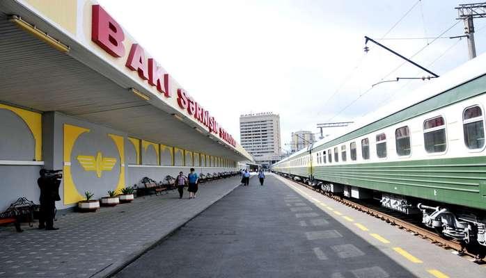 Запуск поезда из Махачкалы в Баку поспособствует туризму