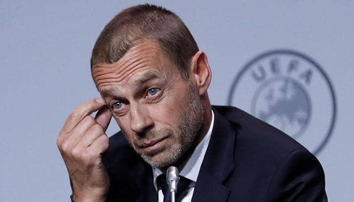 UEFA Başkanı Aleksander Ceferin: Şampiyonlar Ligi ve UEFA Avrupa Ligi'ni 3 Ağustos'a kadar bitirmek istiyoruz