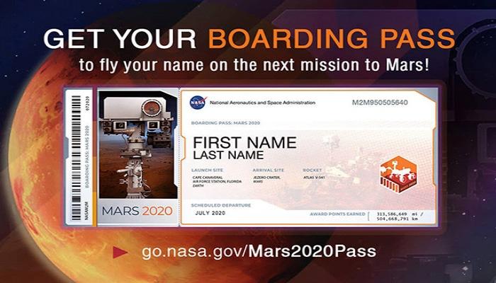 NASA adını Marsa göndərənləri açıqladı - Azərbaycandan neçə nəfər var?
