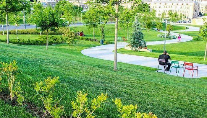 Все парки переданы органам ИВ