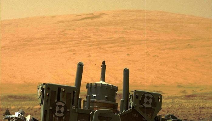 Китайцы построят базу на Марсе