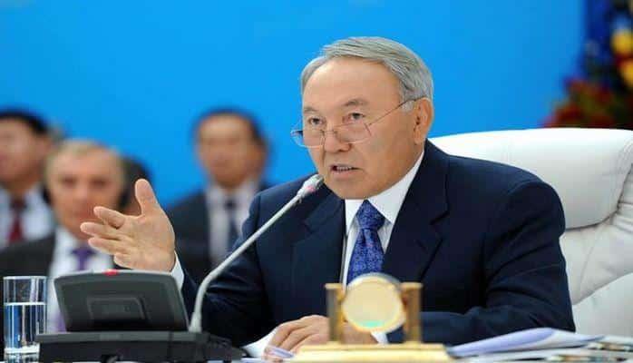 """Nazarbayev Xəzərlə bağlı """"tarixi qərarın"""" anonsunu verdi"""