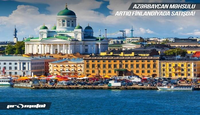 Azərbaycan məhsulu Finlandiyaya ixrac olunacaq - Müqavilə  imzalanıb