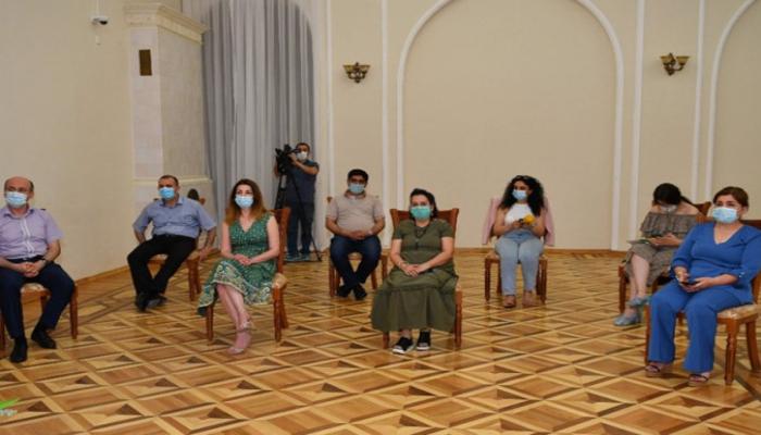 Дом-музей Гаджи Зейналабдина Тагиева открылся после реставрации