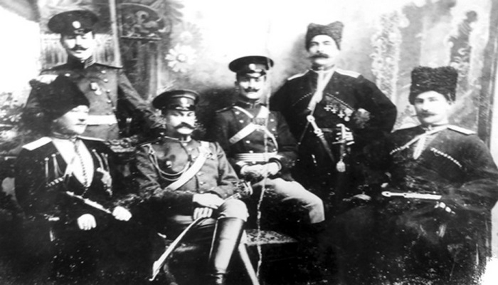 Забытые генералы истории Азербайджана