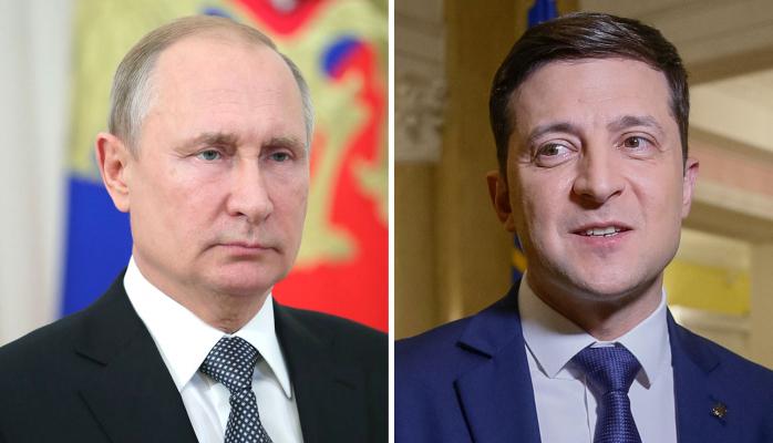 Nazarbayev Putinlə Zelenskini görüşdürür