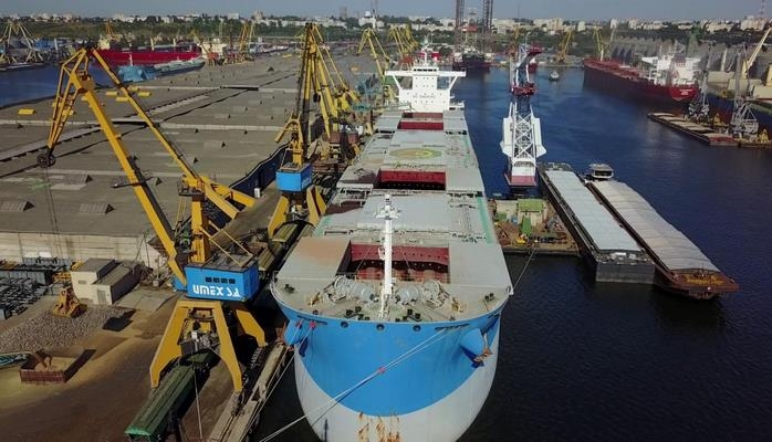 Rumıniyanın Konstansa Limanı Bakı Limanı ilə birgə layihələr üçün açıqdır
