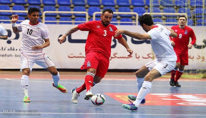 Состоится ли матч сборных Азербайджана и Ирана по футзалу?