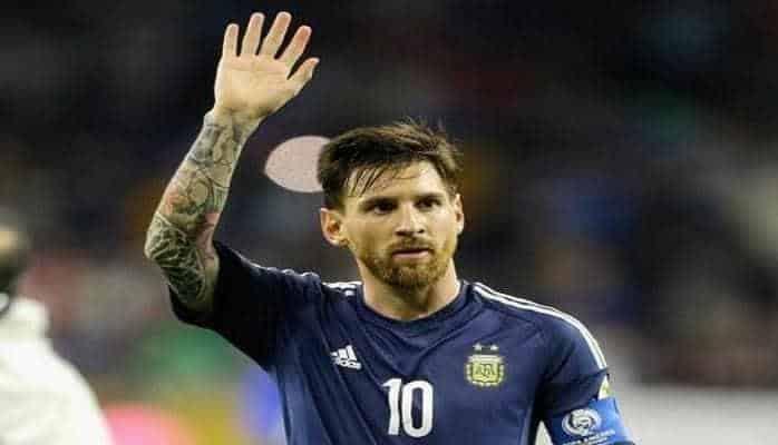 Messi də FİFA-nın tədbirindən imtina etdi