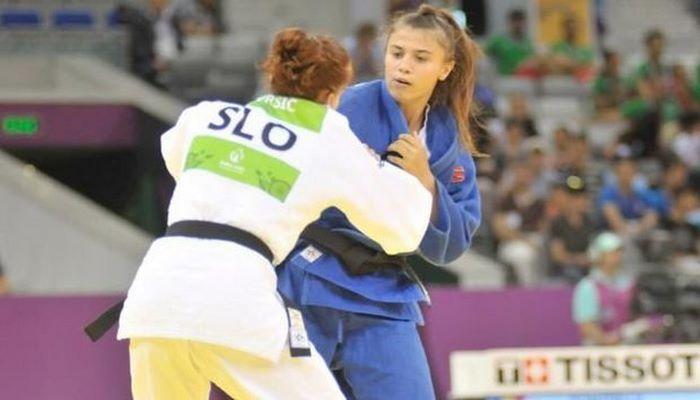 Азербайджанская дзюдоистка завоевала медаль на Гран-при в Ташкенте