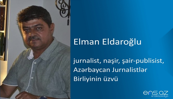 Elman Eldaroğlu