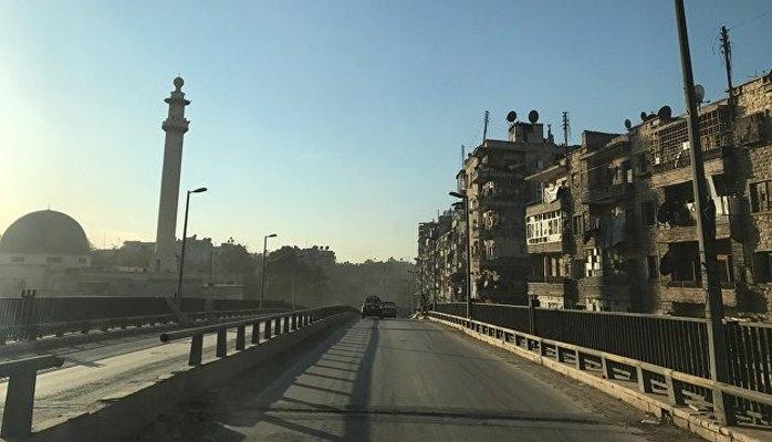 Текстильные фабрики в Алеппо восстанавливают довоенные объемы производства