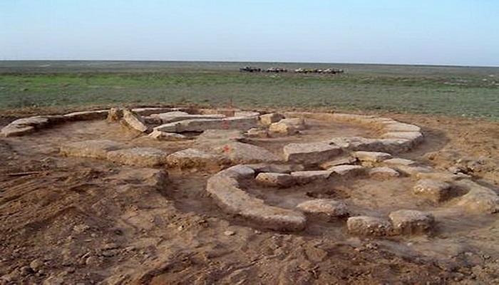 Памятники бронзового века на территории Абшерона