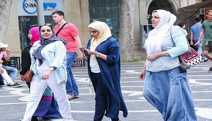 Число приехавших в Азербайджан туристов выросло на 9% - AzTA