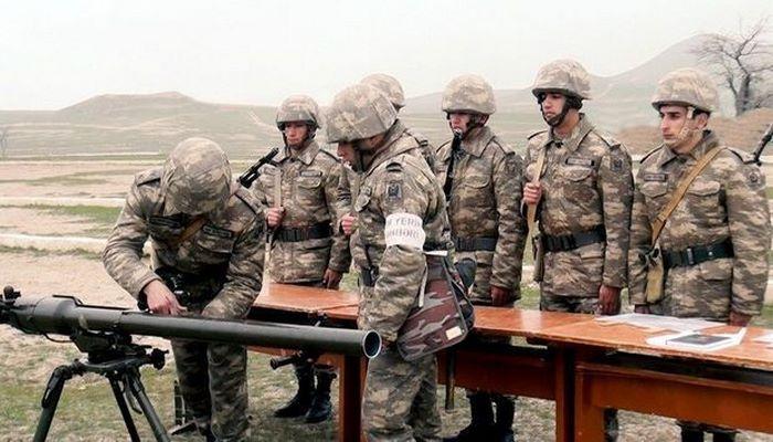 Курсанты выполнили боевые стрельбы