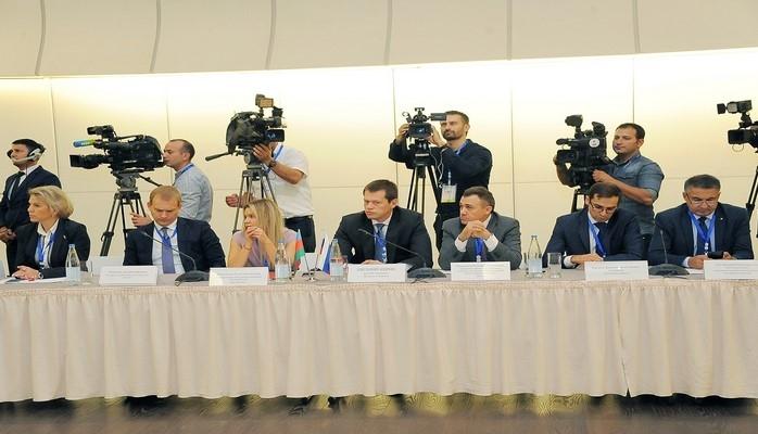 Банк ВТБ (Азербайджан) принял участие в IX Азербайджано-российском межрегиональном форуме