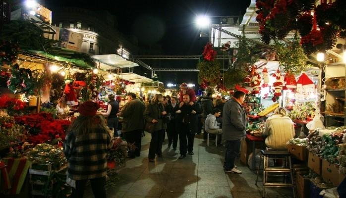 В Испании в Рождество будет создано более 400 тысяч новых рабочих мест