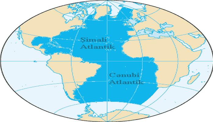 Atlantik okean